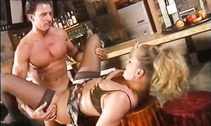 Porno allemand classique très chaleureux des années 2000