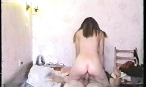 Vidéo amateur vintage de l'époque URSS